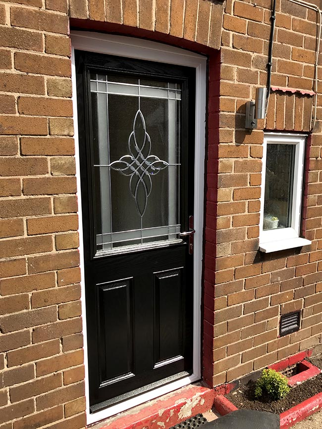 Composite doors Warmglaze