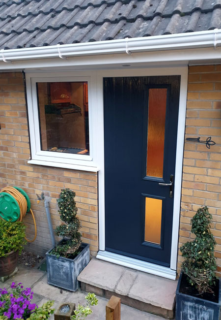 Warmglaze Composite Door