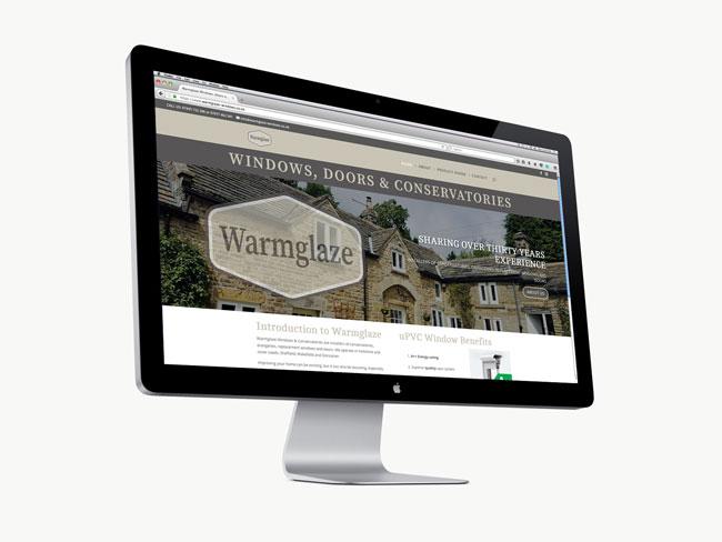 Warmglaze Windows website launched by Kingdomedia