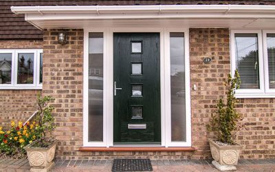 Composite Doors – security, variety and the Wow factor!